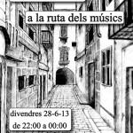 ruta dels musics