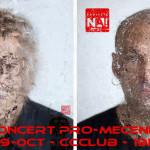 CONCERT pro MECENES al CCClub 19 d'octubre de 2014